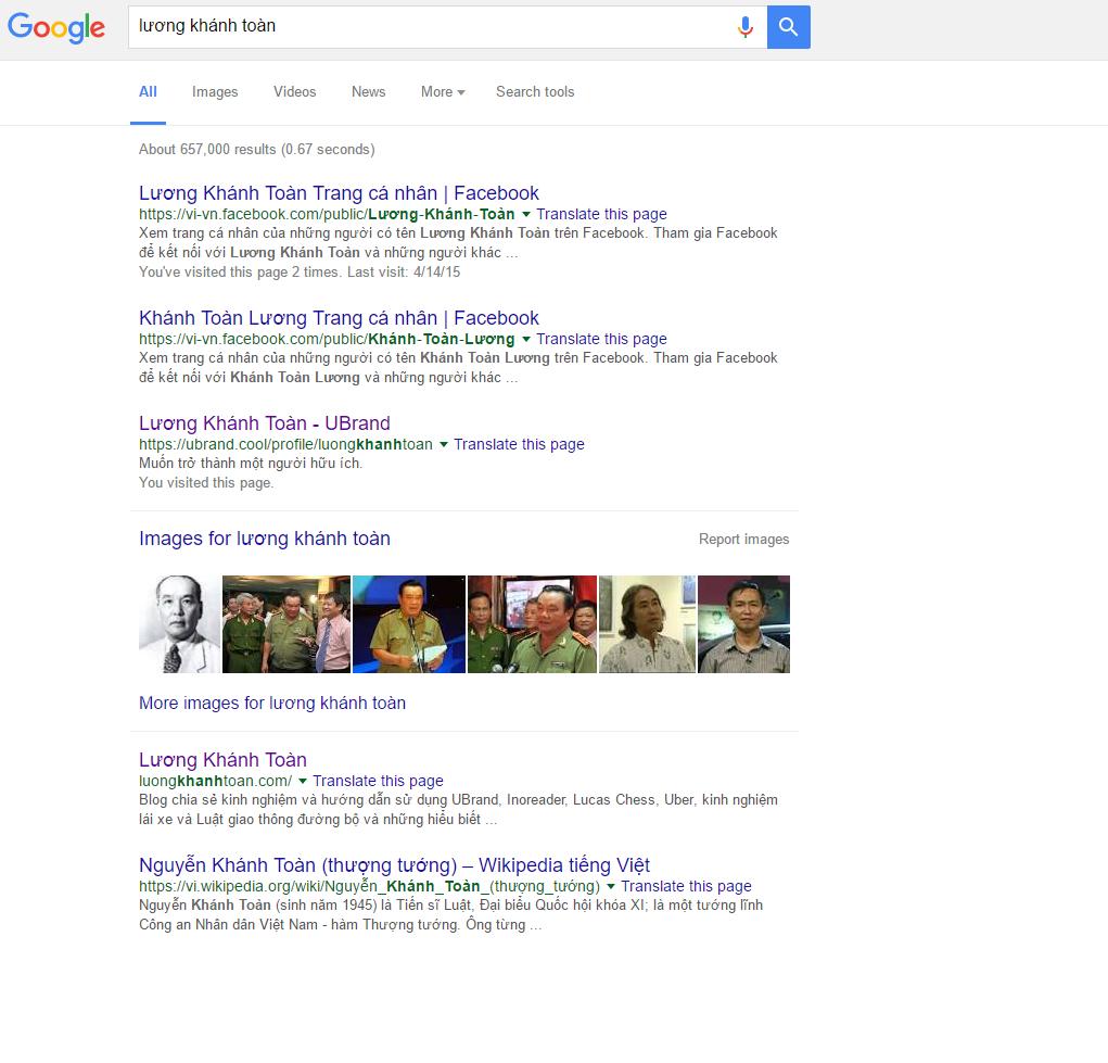 tên bạn google lương khánh toàn